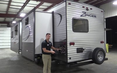 Crossroads RV Zinger Travel Trailer