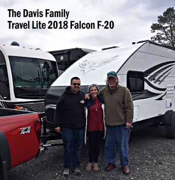 The Davis Family purchase