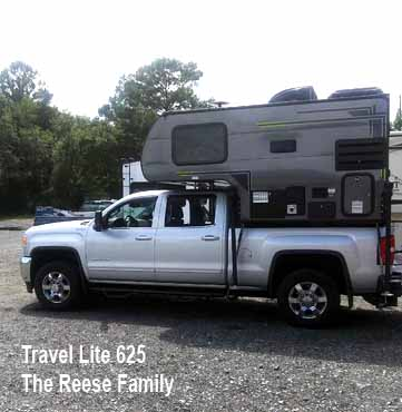 The Reese Family Travel Lite 625