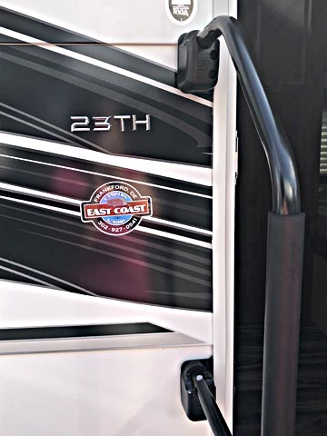 2019 Falcon Toy Hauler F23TH 2