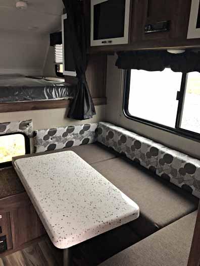 2018 Travel Lite Truck Camper 890SBRX 6