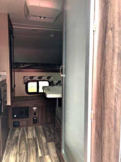 2018 Travel Lite Truck Camper 890SBRX 7