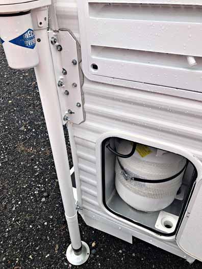 2018 travel lite truck camper 840SBRX 13