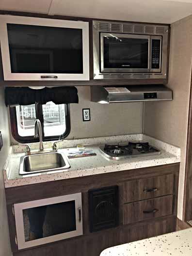 2018 travel lite truck camper 840SBRX 6