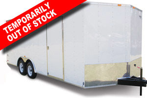 white cargo out of stock
