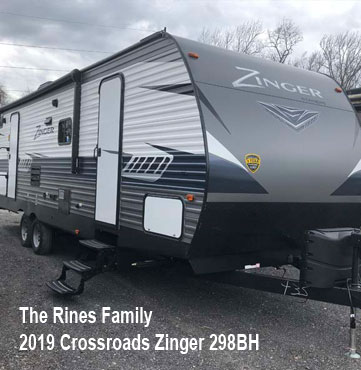 2019-Zinger-298BH-SOLD-Rines-Family