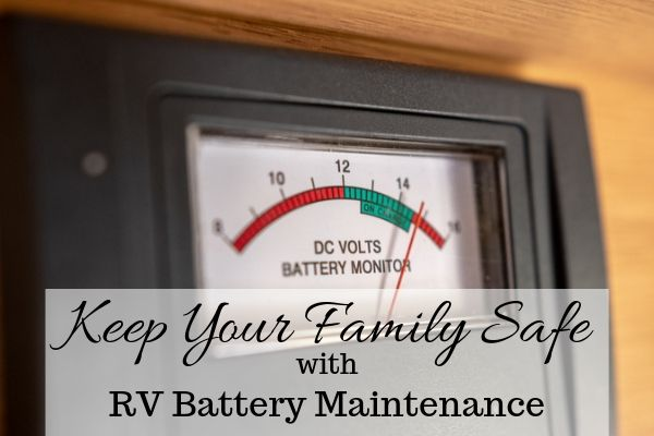 Protect Your Family This Summer with a Battery Maintenance Routine