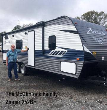McClintock-Family