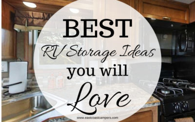 Easy RV Storage Ideas You'll Love