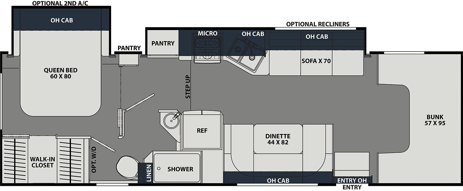 311FS floor plan